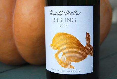 Rabbit-riesling