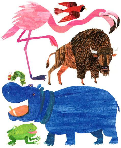 Carle's-Animals