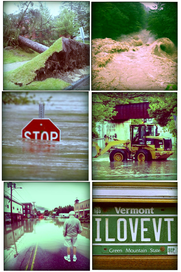 2011 Vermont Flooding from Irene