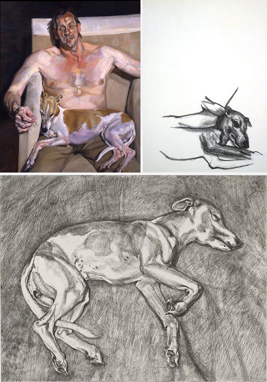 Lucian Freud, Eli