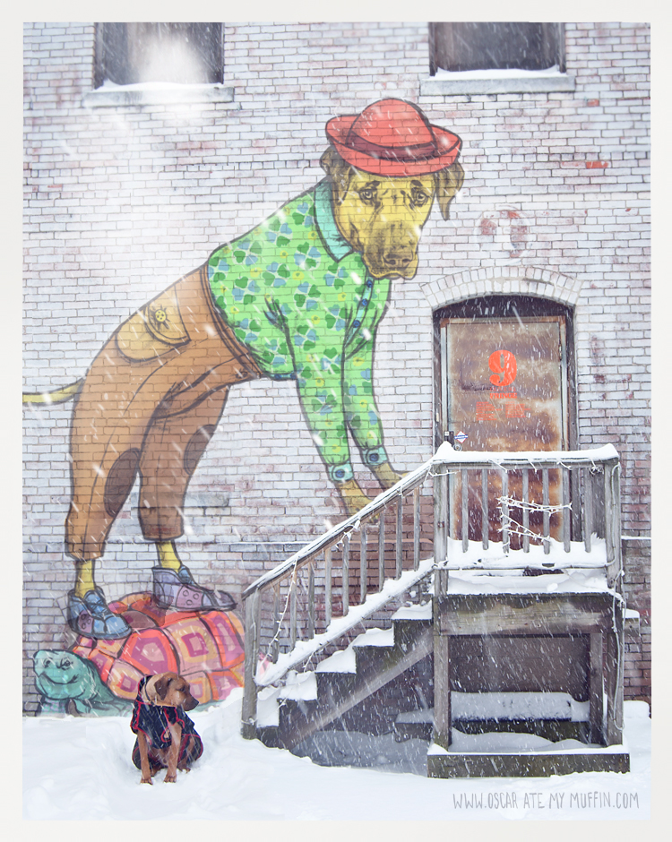 homage to Os Gemeos